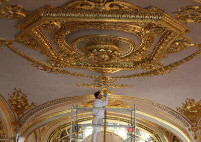 Salle EMPIRE Hôtel de Paris MONACO