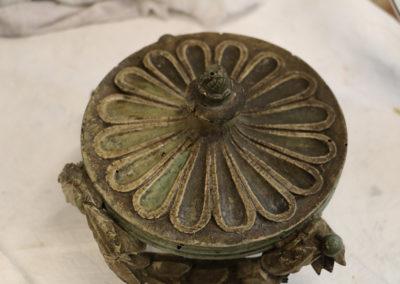 Restauration-Consoles-en-bois-sculpte-polychrome-Villa-Ephrussi-(13)