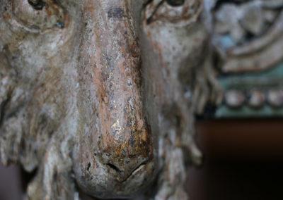 Restauration-Consoles-en-bois-sculpte-polychrome-Villa-Ephrussi-(14)