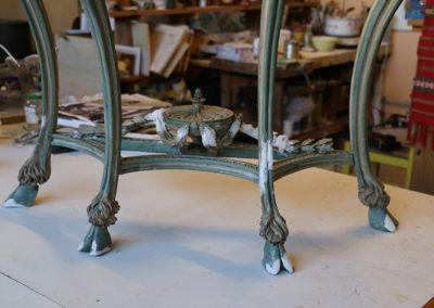Restauration-Consoles-en-bois-sculpte-polychrome-Villa-Ephrussi-(15)