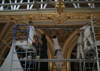 Restauration-Peintures-sur-toile-et-dorures-les-deux-Salle-Touzet-Casino-Monte-Carlo-(14)