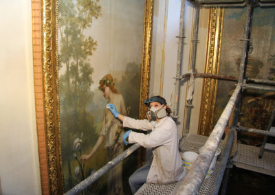 Restauration-Peintures-sur-toile-et-dorures-les-deux-Salle-Touzet-Casino-Monte-Carlo-(18)