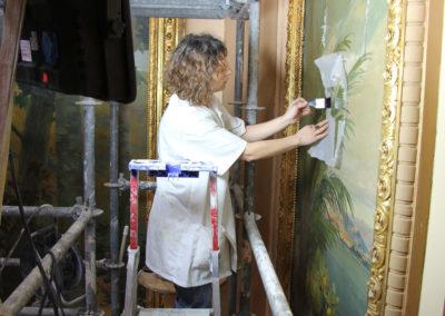 Restauration-Peintures-sur-toile-et-dorures-les-deux-Salle-Touzet-Casino-Monte-Carlo-(20)