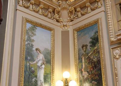 Restauration-Peintures-sur-toile-et-dorures-les-deux-Salle-Touzet-Casino-Monte-Carlo-(26)