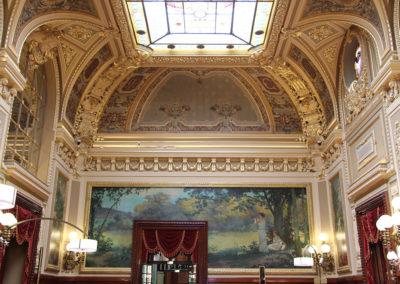 Restauration-Peintures-sur-toile-et-dorures-les-deux-Salle-Touzet-Casino-Monte-Carlo-(30)