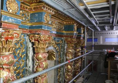 Retable-Eglise-Notre-Dame-de-l'Assomption-Tourrette-Levens-Travaille-afresco-et-pose-de-feuille-d'or-Restauration-(18)