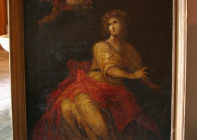 Tableau-Sainte-Cécile,-XVIIème-attribué-à-Van-Loo-(1)