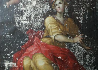 Tableau-Sainte-Cécile,-XVIIème-attribué-à-Van-Loo-(12)