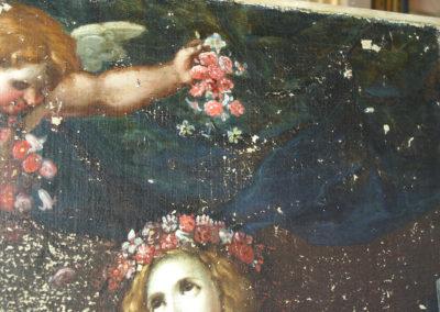 Tableau-Sainte-Cécile,-XVIIème-attribué-à-Van-Loo-(14)