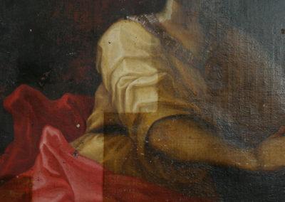 Tableau-Sainte-Cécile,-XVIIème-attribué-à-Van-Loo-(6)
