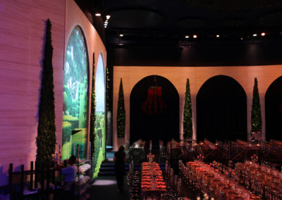 DECOR Gala de la Croix-Rouge MONACO