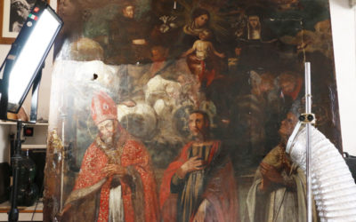 Église de la Nativité de la Sainte Vierge FALICON ALPES-MARITIMES